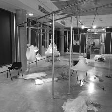 flockOmania by Zoe Robertson - exhibition set up(18)
