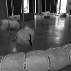 flockOmania by Zoe Robertson - exhibition set up (26)
