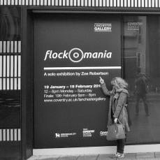 flockOmania by Zoe Robertson - exhibition set up(28)
