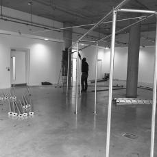 flockOmania by Zoe Robertson - exhibition set up (35)