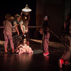flockOmania at follow me out dance festival - image:Christian Kipp