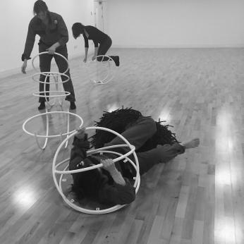 flockomania by Zoe Robertson with Natalie Garrett Brown , Amy Voris and Emma Meeden